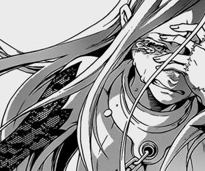 shiro, deadman wonderland, and manga image
