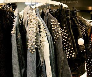 fashion, jacket, and clothes image