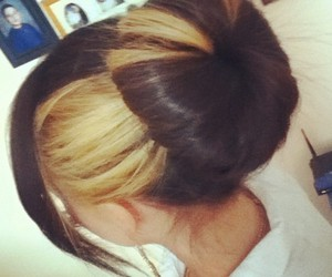 hair and bun image