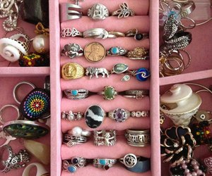 rings and jewelry image