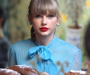 Taylor Swift and begin again image