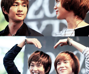 Taemin, Onew, and ontae image