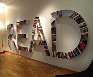 book and read image