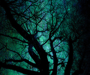 blue, green, and teal image