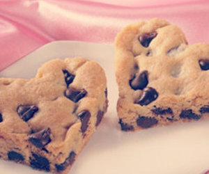 chips, Cookies, and heart image