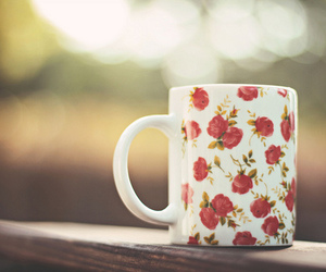 cup, photography, and vintage image