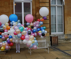 balloons, inspiration, and photography image