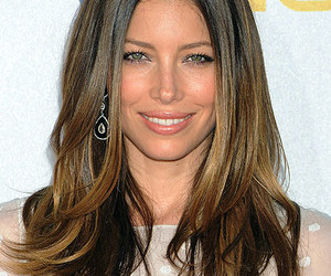 jessica biel and hair image