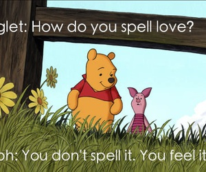 disney, feel, and piglet image