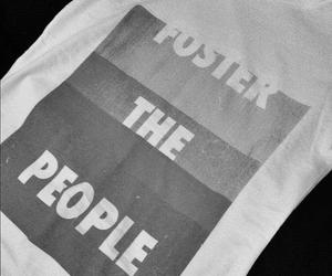 shirt and foster the people image