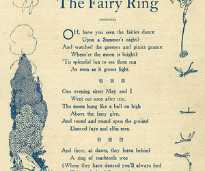 fairy, poem, and poetry image