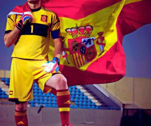 real madrid, casillas, and spain nt image