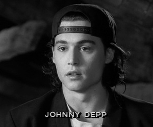 johnny depp, boy, and young image