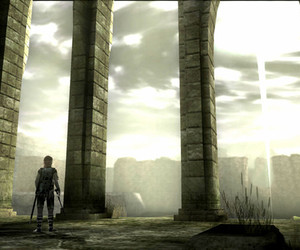 game, video game, and Shadow of the Colossus image