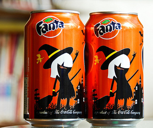 fanta, Halloween, and photography image