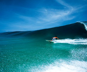waves, surf, and sea image