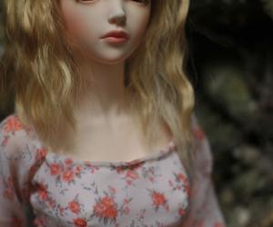 bjd, doll, and girl image