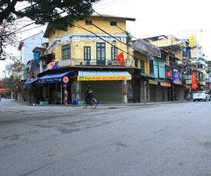 hanoi and Vietnam image