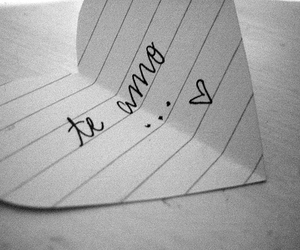 amor, I Love You, and cute image
