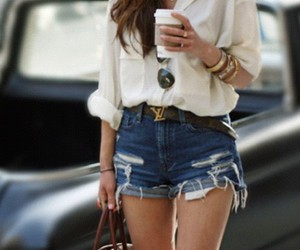 fashion, style, and shorts image