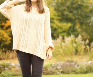 autumn, clothes, and cozy image