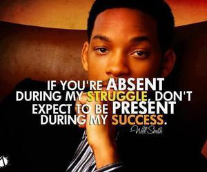 will smith, quotes, and success image