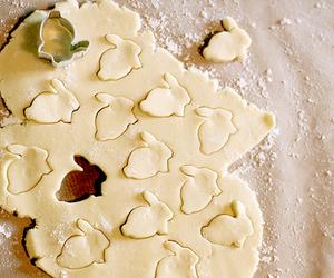 bunny, Cookies, and food image