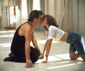dirty dancing, movie, and dance image