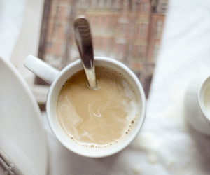 coffee, morning, and drink image