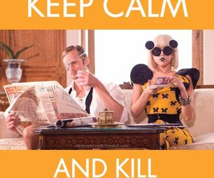keep calm, Lady gaga, and boyfriend image