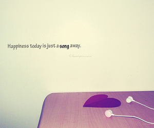 music, happiness, and song image