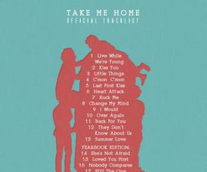 one direction, take me home, and 1d image