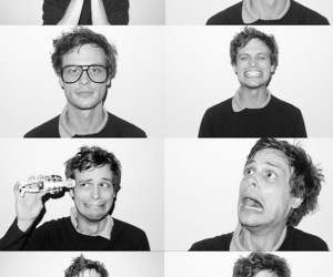 matthew gray gubler, criminal minds, and spencer reid image