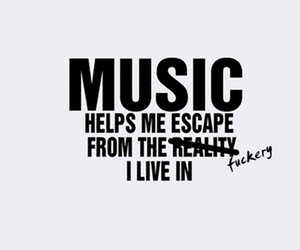 music and true image