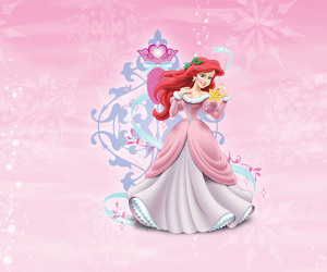 the little mermaid, wallpapers, and princess disney image