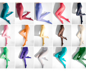 american apparel, fashion, and tights image