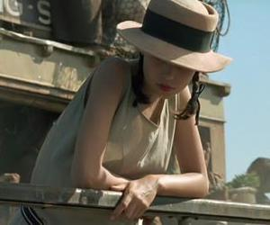 hat, jane march, and movie image