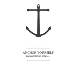 anchor, special, and quote image