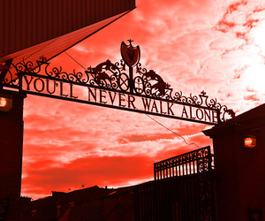 beautiful, gates, and Liverpool image