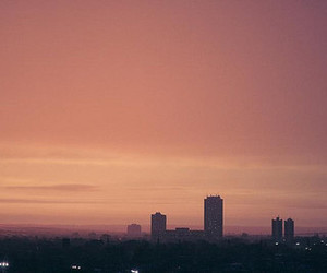 inspiration, pink, and city image