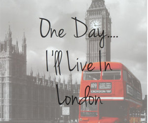 london, Dream, and live image
