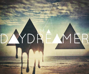 daydreamer, Dream, and quote image