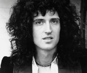 music, Queen, and brian may image