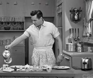 black and white, I Love Lucy, and vintage image