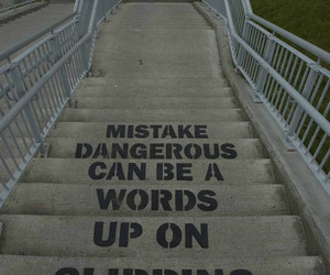 stairs, text, and words image