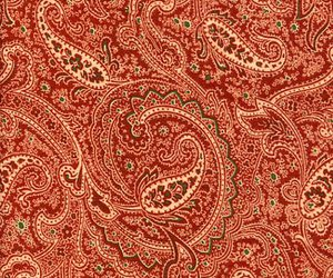 fabric, pattern, and paisley image