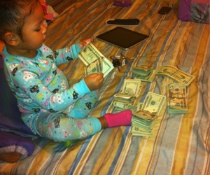 money and cute image