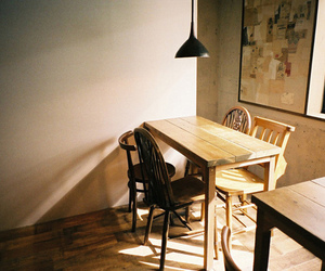 table and vintage image