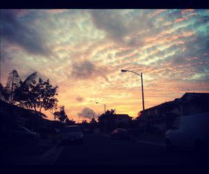 beautiful, heart, and skies image