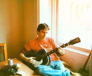 guitar and Robert Sean Leonard image